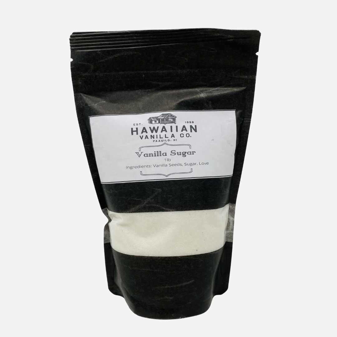 Hawaiian Vanilla Co. - Vanilla Sugar