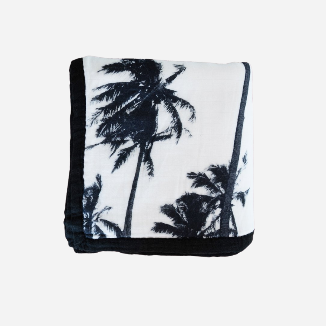 Coco Moon - Palm Party Quilt - LIMITED EDITION