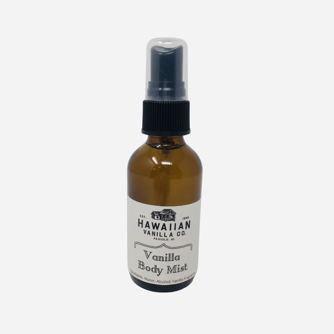 Hawaiian Vanilla Co. - Body Mist