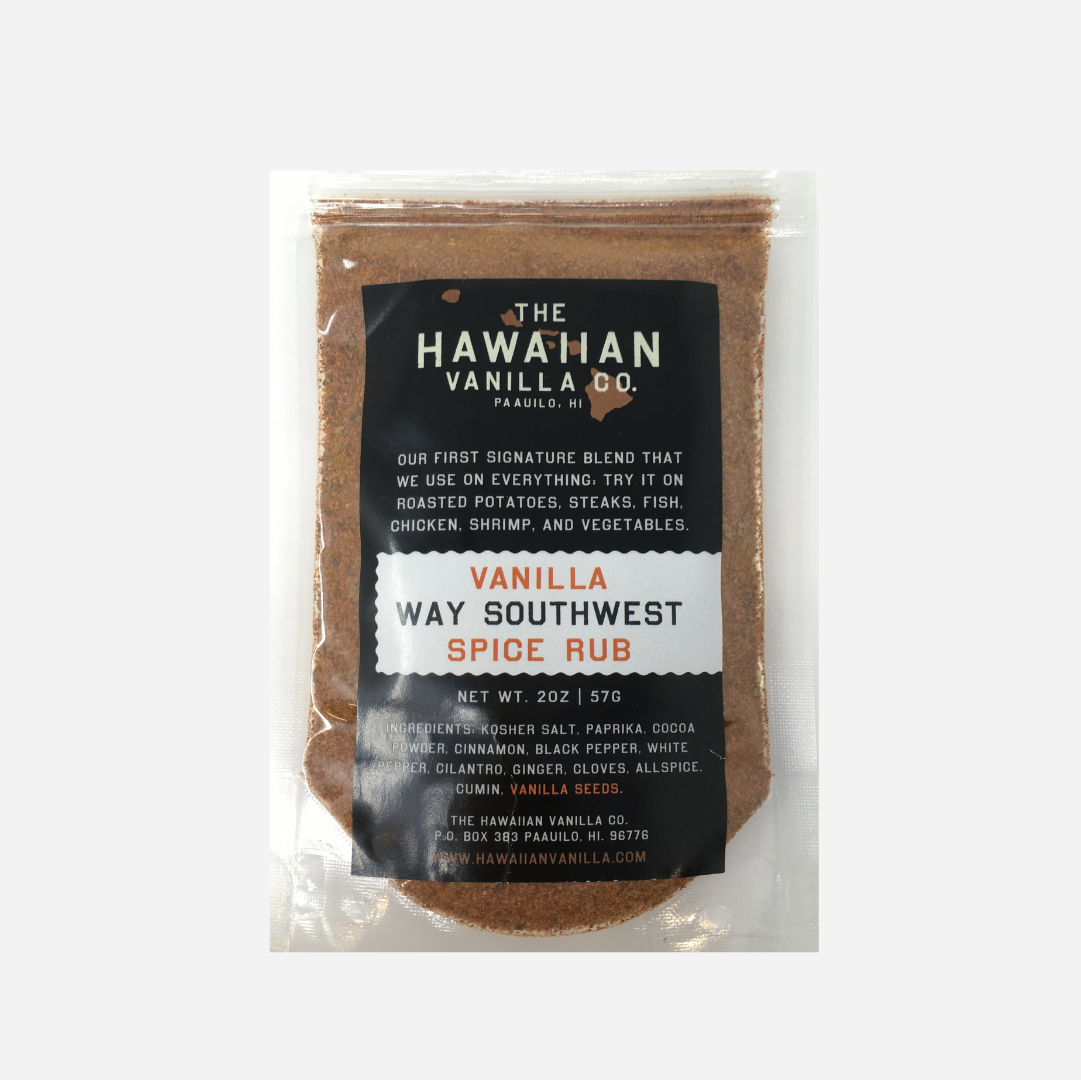 Hawaiian Vanilla Co. - Way Southwest Spice Rub