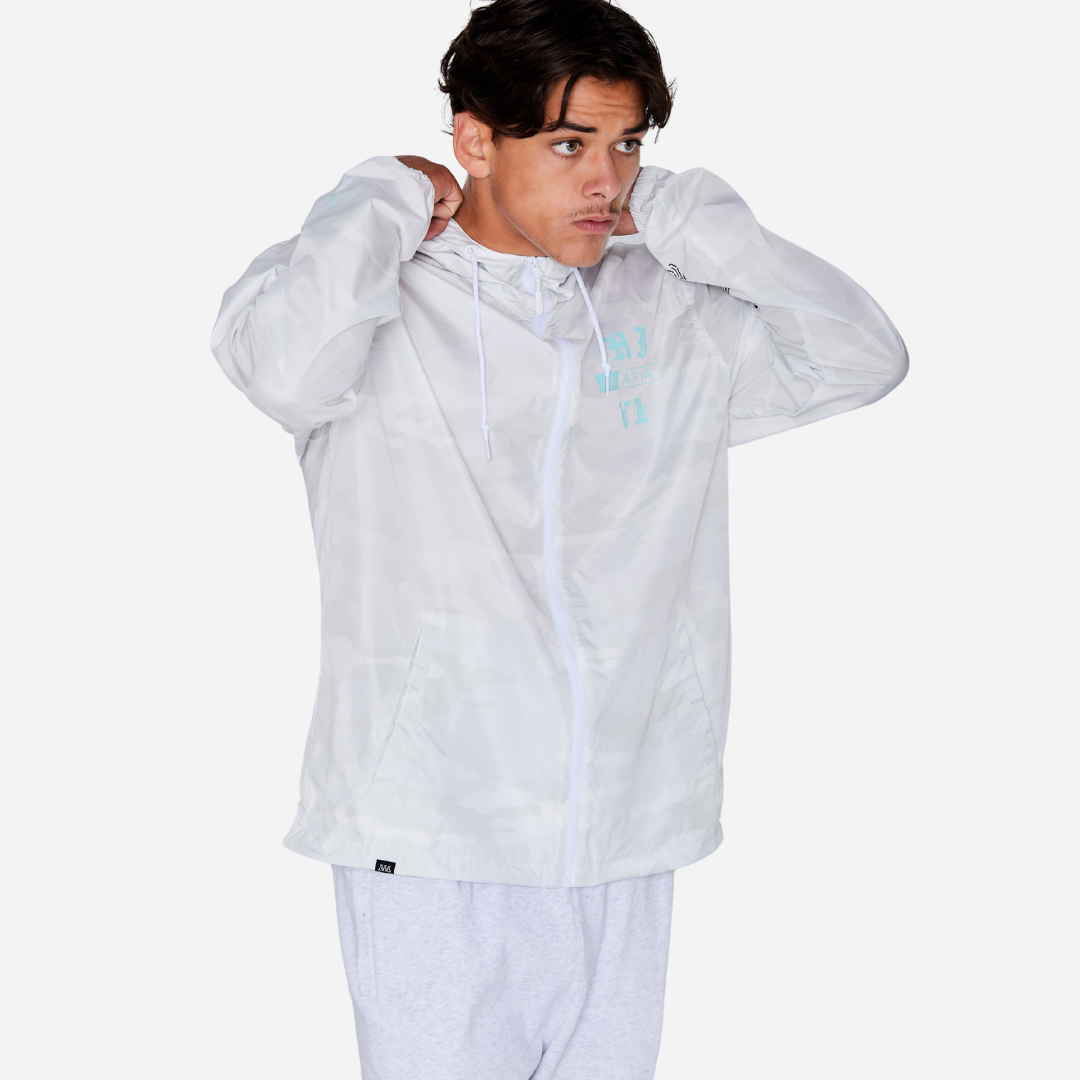 Ambassadors With Aloha - Crossroads Windbreaker - Limited Edition