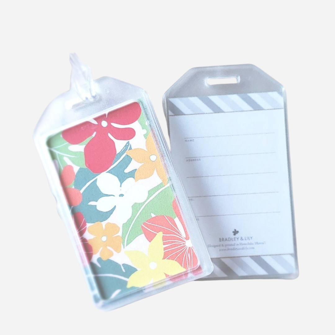 Bradley & Lily Luggage Tag