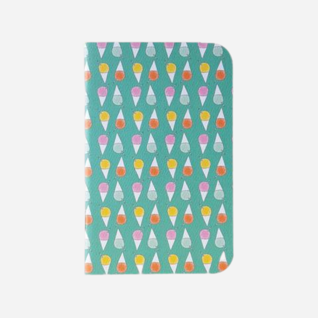 Bradley & Lily - Shave Ice Mini Single Notebook