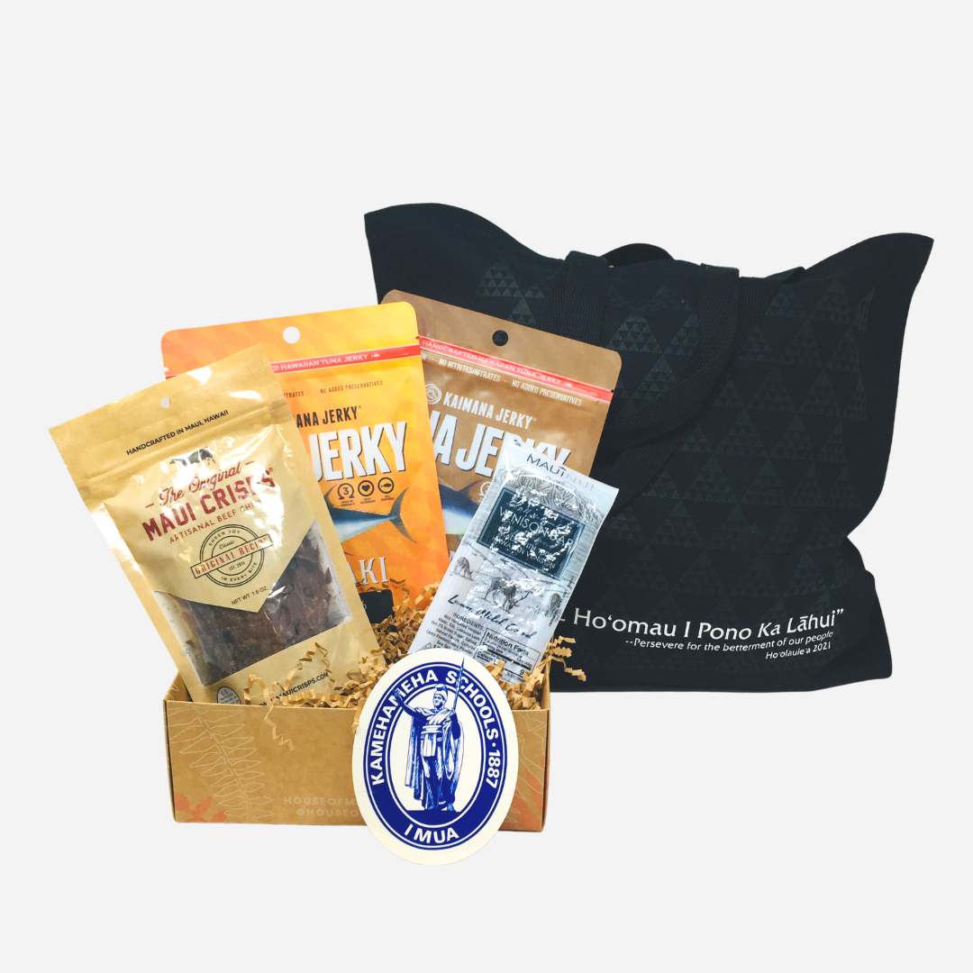 Limited-Edition Ho'olaule'a Set - Salty Snacks