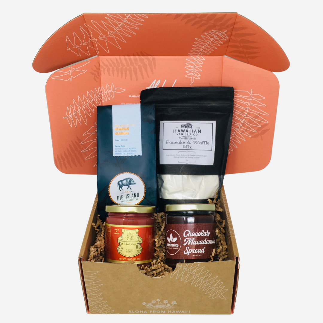 Limited-Edition Aloha Street Gift Set - Good Morning