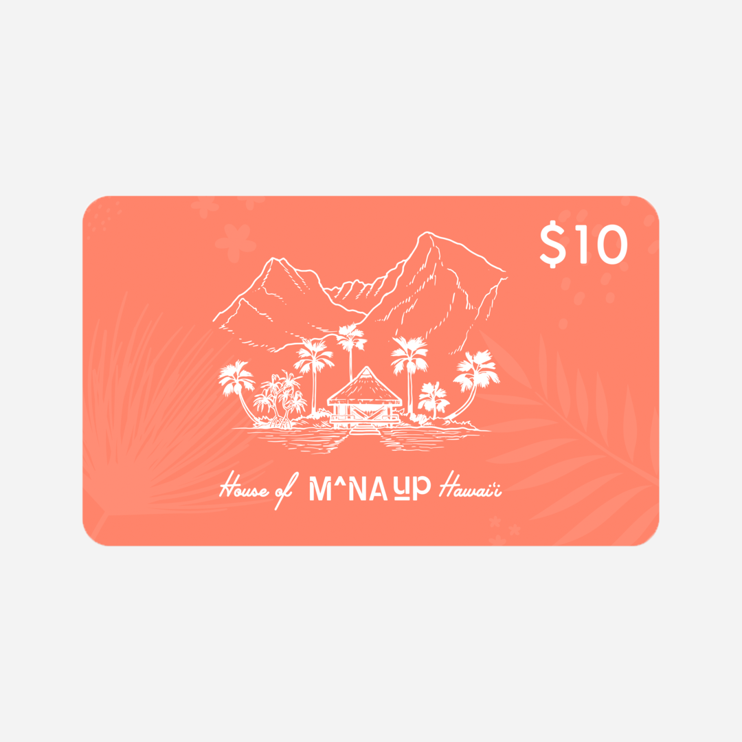 House of Mana Up E-Gift Card