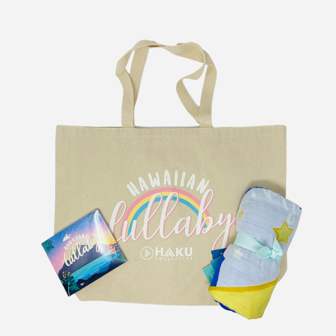 Haku Collective - Hawaiian Lullaby Gift Set