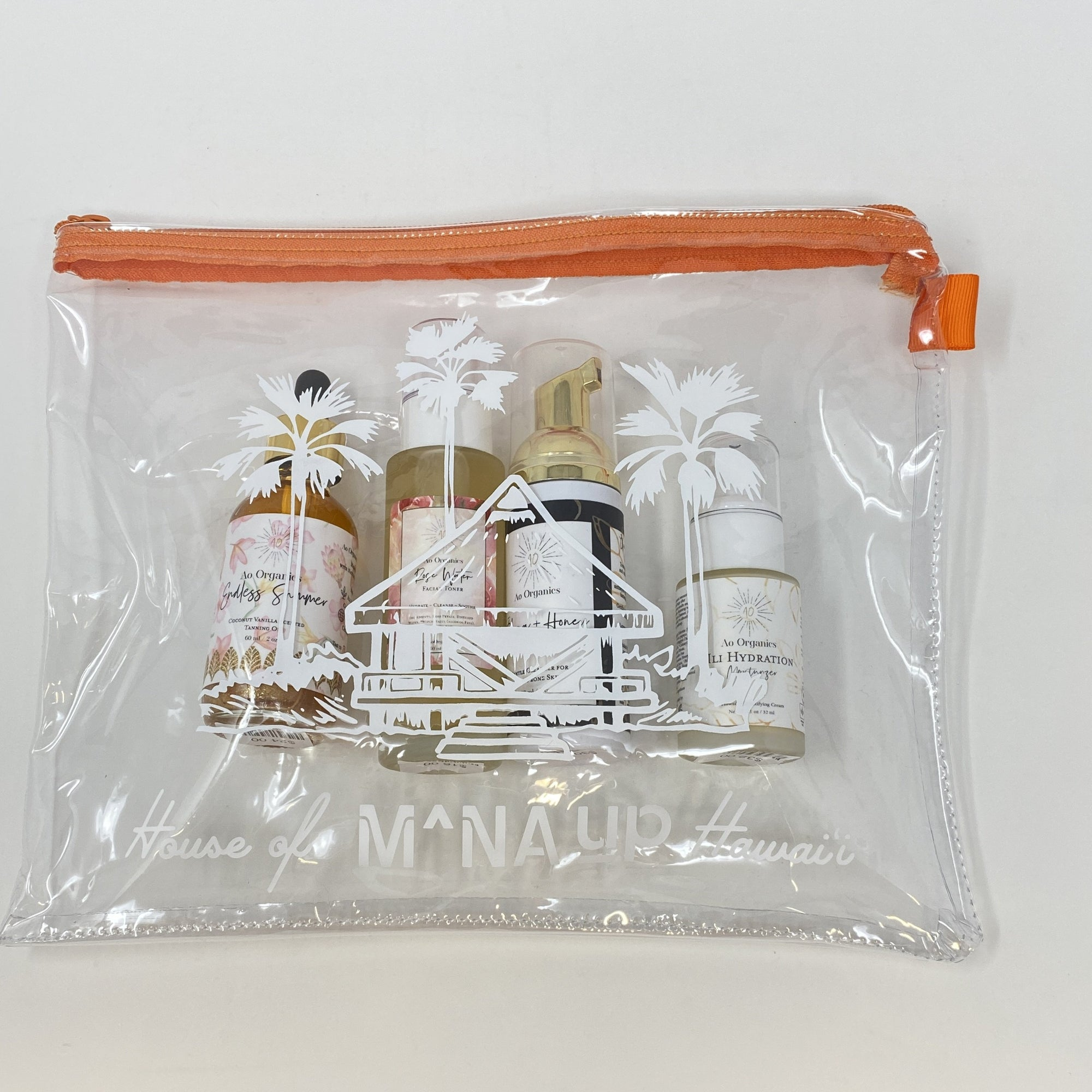 Ka'ilihiwa Ao Organics Pouch Set - Black Friday Special 30% off