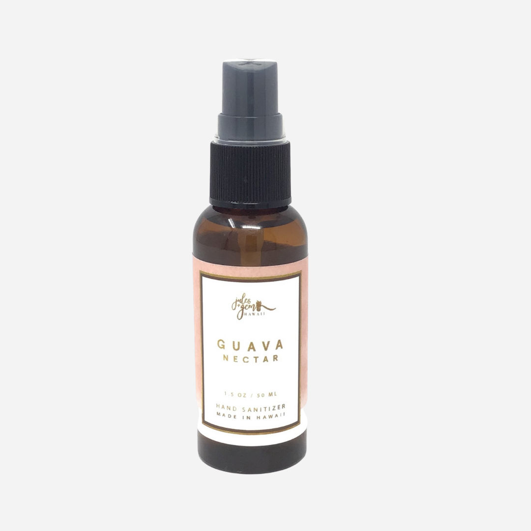 Jules & Gem - Hand Sanitizer Spray (Guava Nectar)