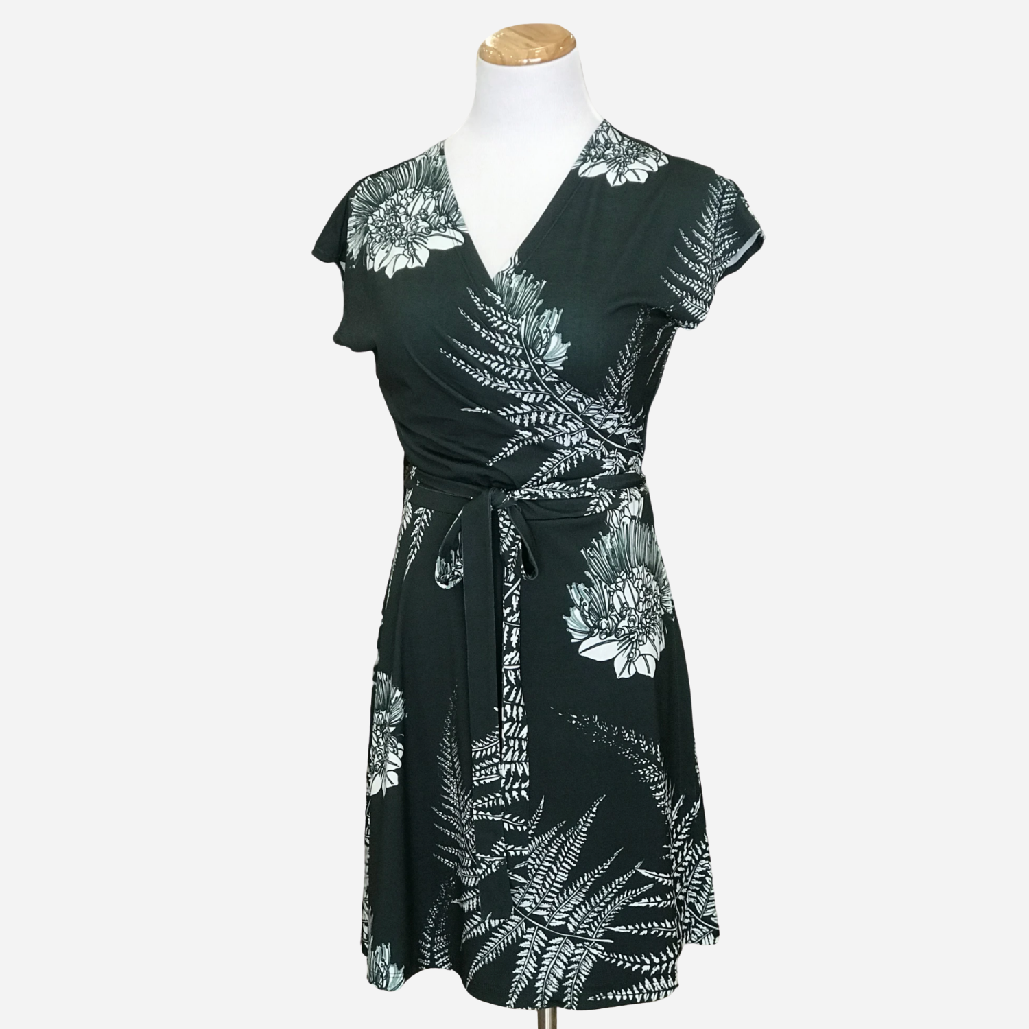 Kahulale'a - Wrap Dress Waipa