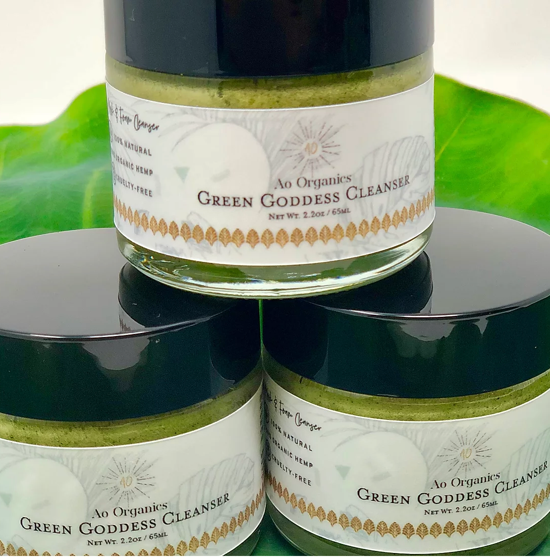 Ao Organics - Green Goddess Cleanser