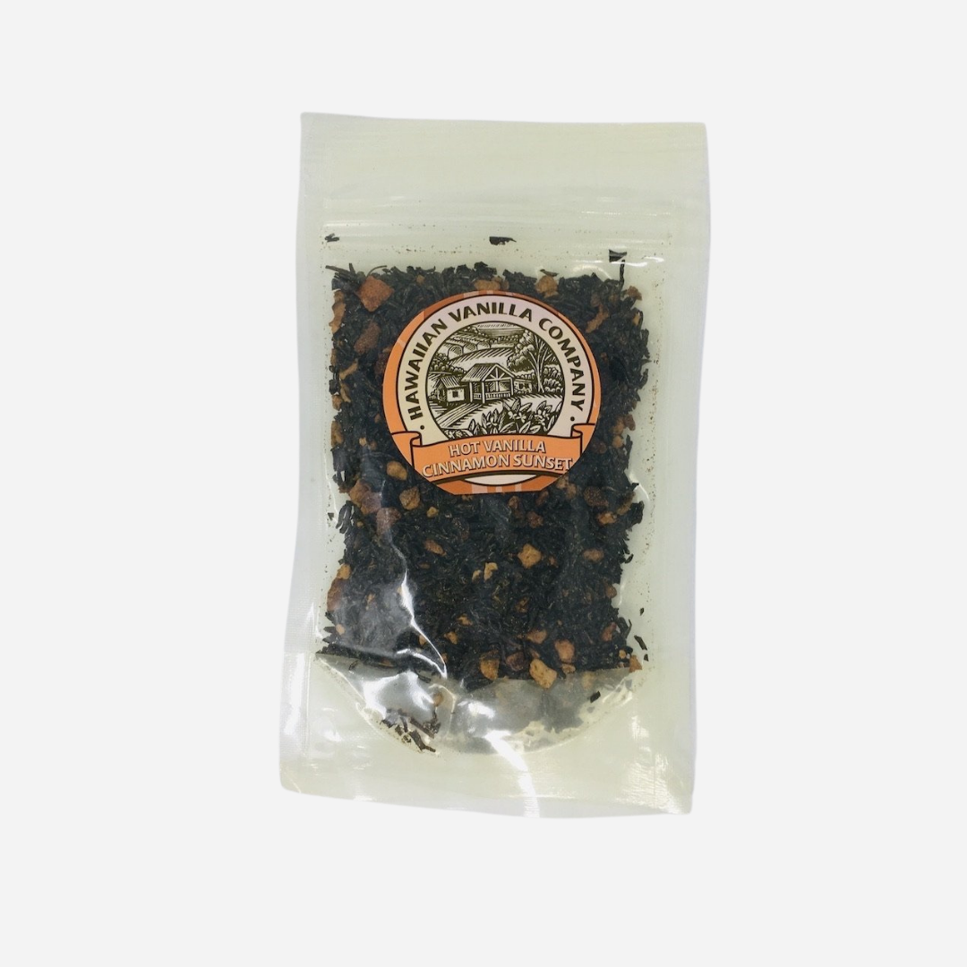 Hawaiian Vanilla Co. - Hot Vanilla Sunset Tea (Loose Leaf)