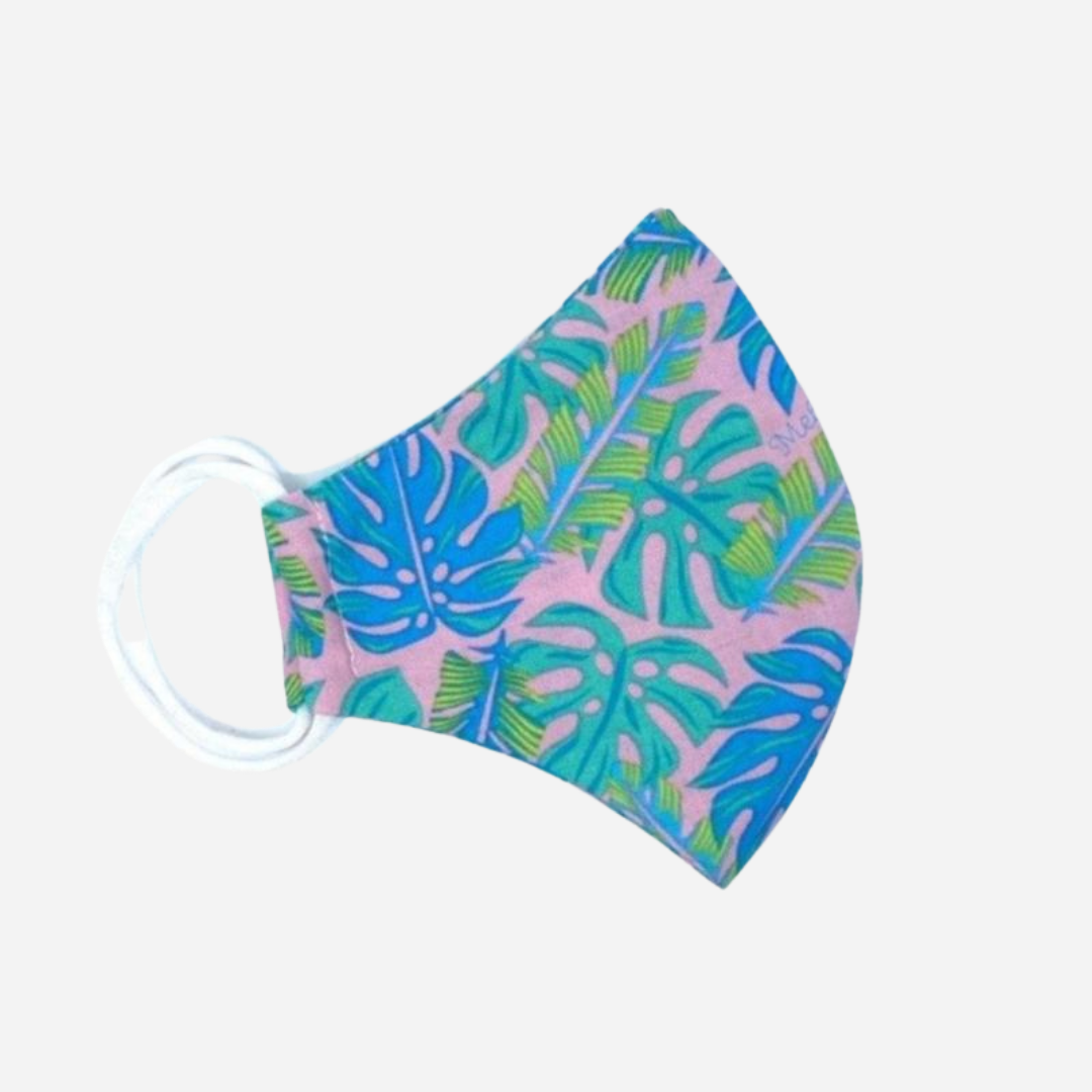 Meli Wraps - Organic Cotton Reusable Face Mask - Kahanu