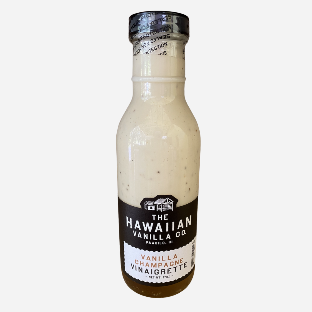 Hawaiian Vanilla Co. - Champagne Vinaigrette Dressing