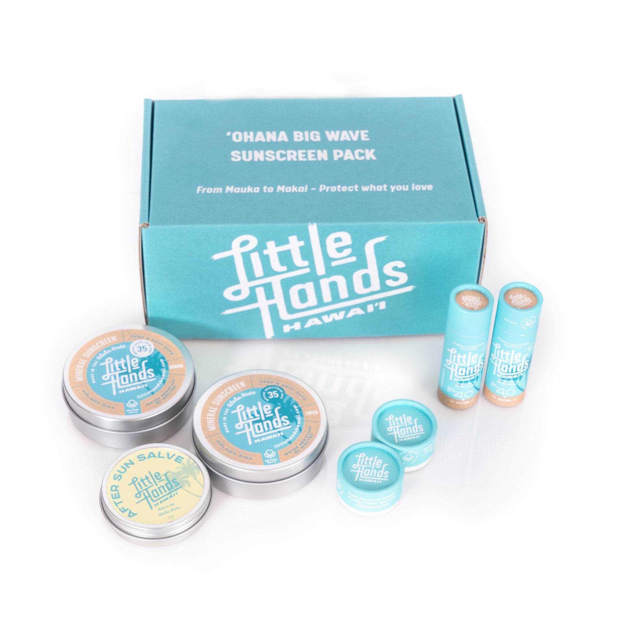 Little Hands - ʻOhana Big Wave Bundle Pack