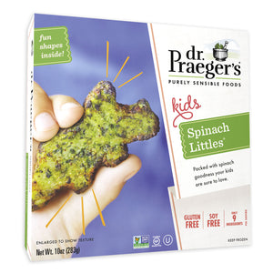 Dr. Praeger's Spinach Littles Package Image