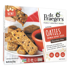 Dr. Praeger's Chocolate Chip Oaties Package Image