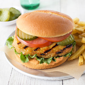 Dr. Praeger's Chickenless Chicken Sandwich Image