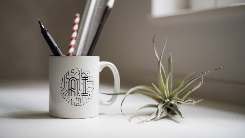 Six new mug designs