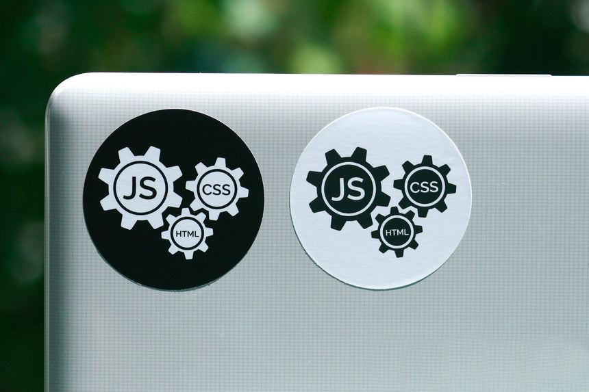 Front-end | Sticker