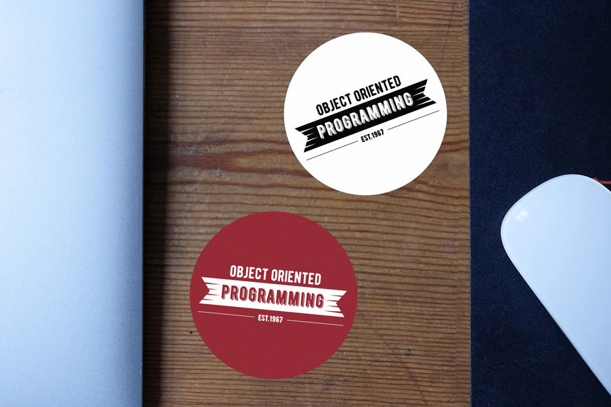 Object-oriented programming | Sticker
