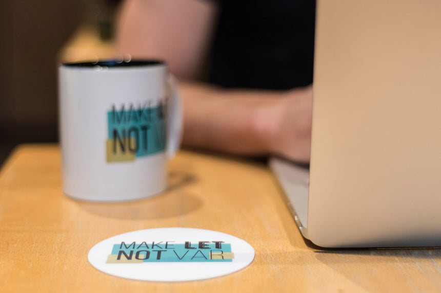 Make let, not var | Mug