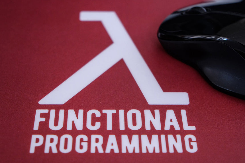 Functional programming | Mouse pad