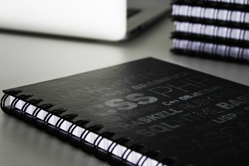 Programming languages | Notebook