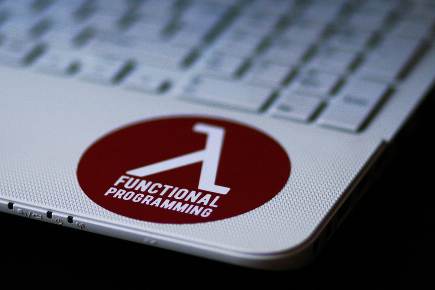 Functional Programming | Sticker