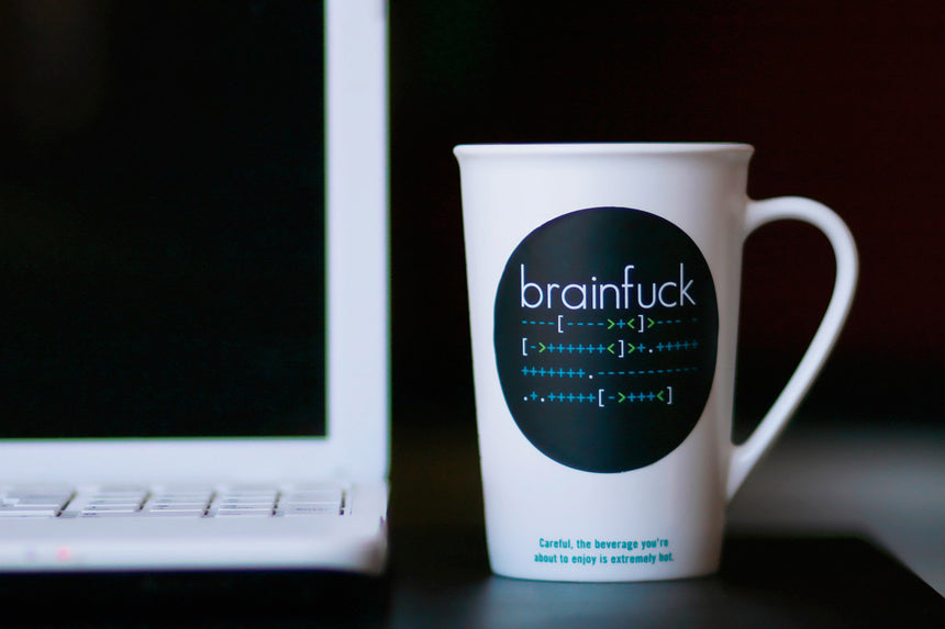 Brainfuck | Sticker