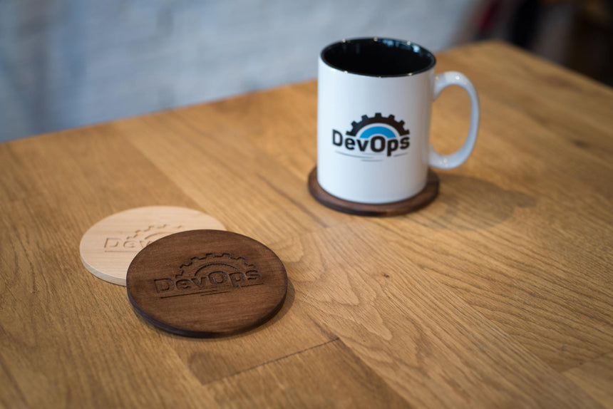 DevOps | Wooden coaster