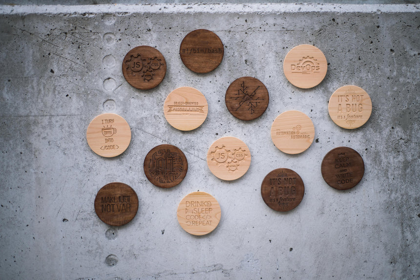 Object-oriented | Wooden coaster