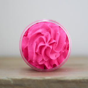 Blushing Rose Whipped Soap