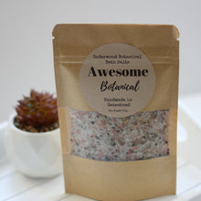 Load image into Gallery viewer, Cedarwood Botanical Bath Salts.