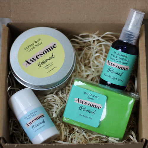 Hand & Foot Pamper Gift Box.