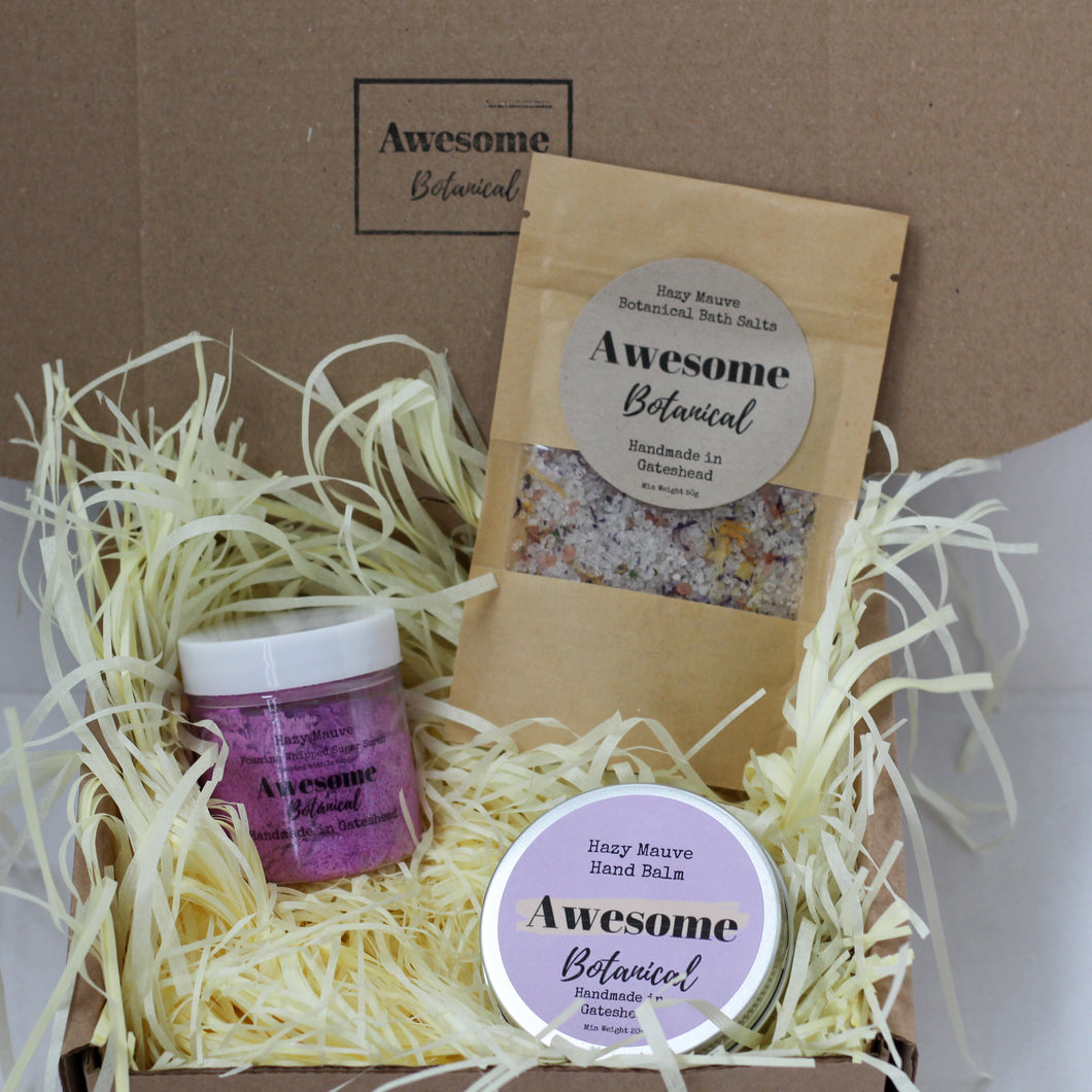 Mini Hazy Mauve Gift Box