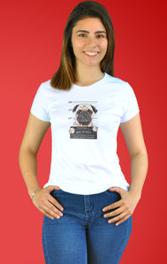 Playera Bad Puggy