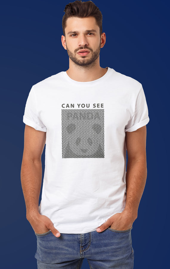 Playera Can You See?