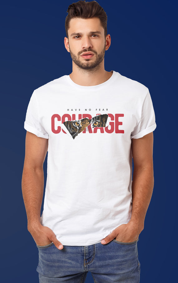 Playera Courage
