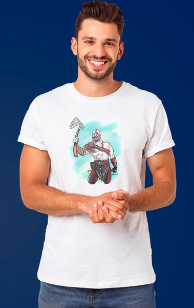 Playera Kratos