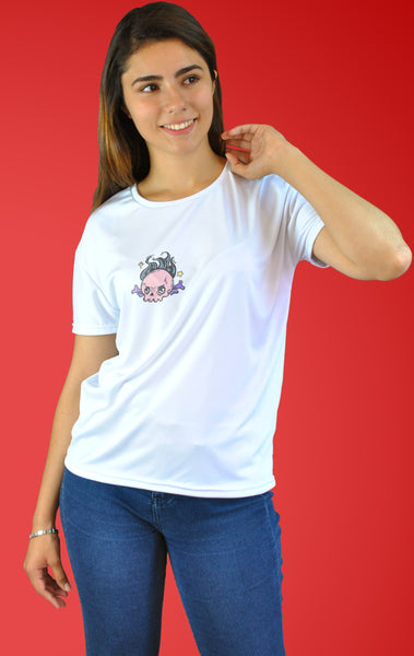 Playera Mini Skull