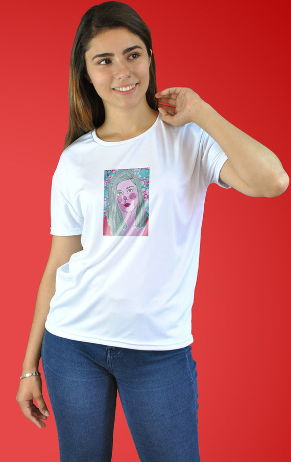 Playera Vie en Rose