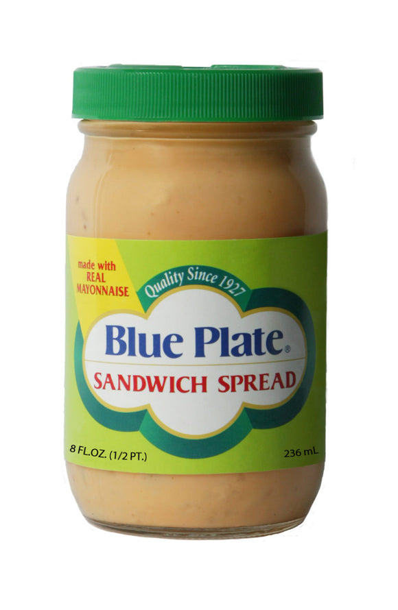 Blue Plate Sandwich Spread
