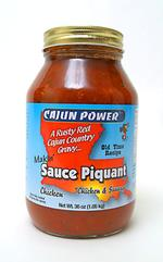 Cajun Power Sauce Picquant