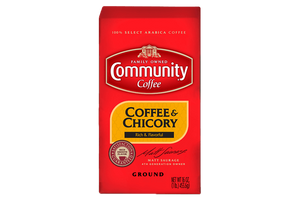 Community Coffee- New Orleans Blend Coffee and Chicory