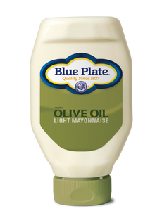 Blue Plate Olive Oil Squeeze Mayonnaise