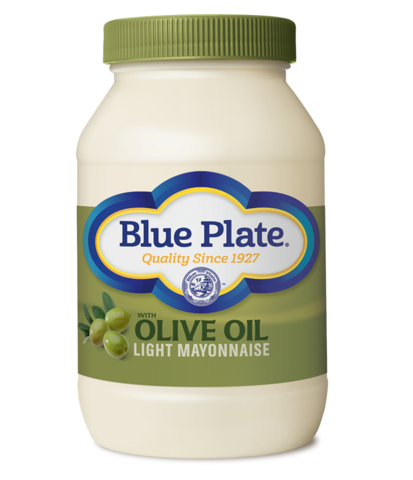 Blue Plate Olive Oil Mayonnaise