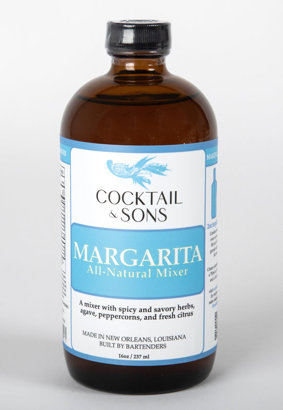 Cocktail & Sons Margarita Mix