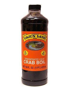 Cajun Land Crab Boil-Liquid