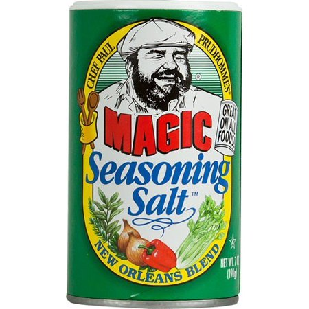 Paul Prudhomme's MAGIC Seasoning Salt